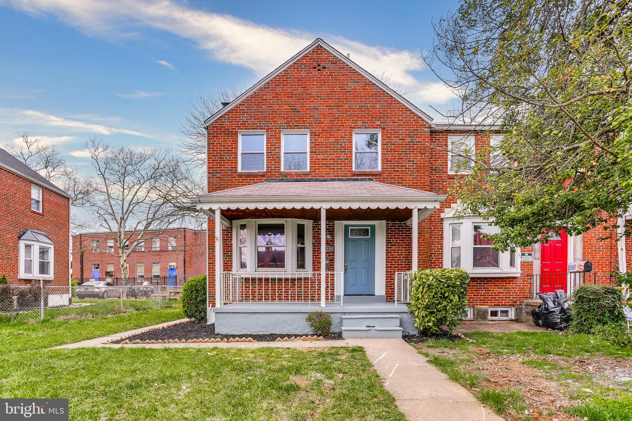 5722 MAPLEHILL ROAD, BALTIMORE, MD 21239