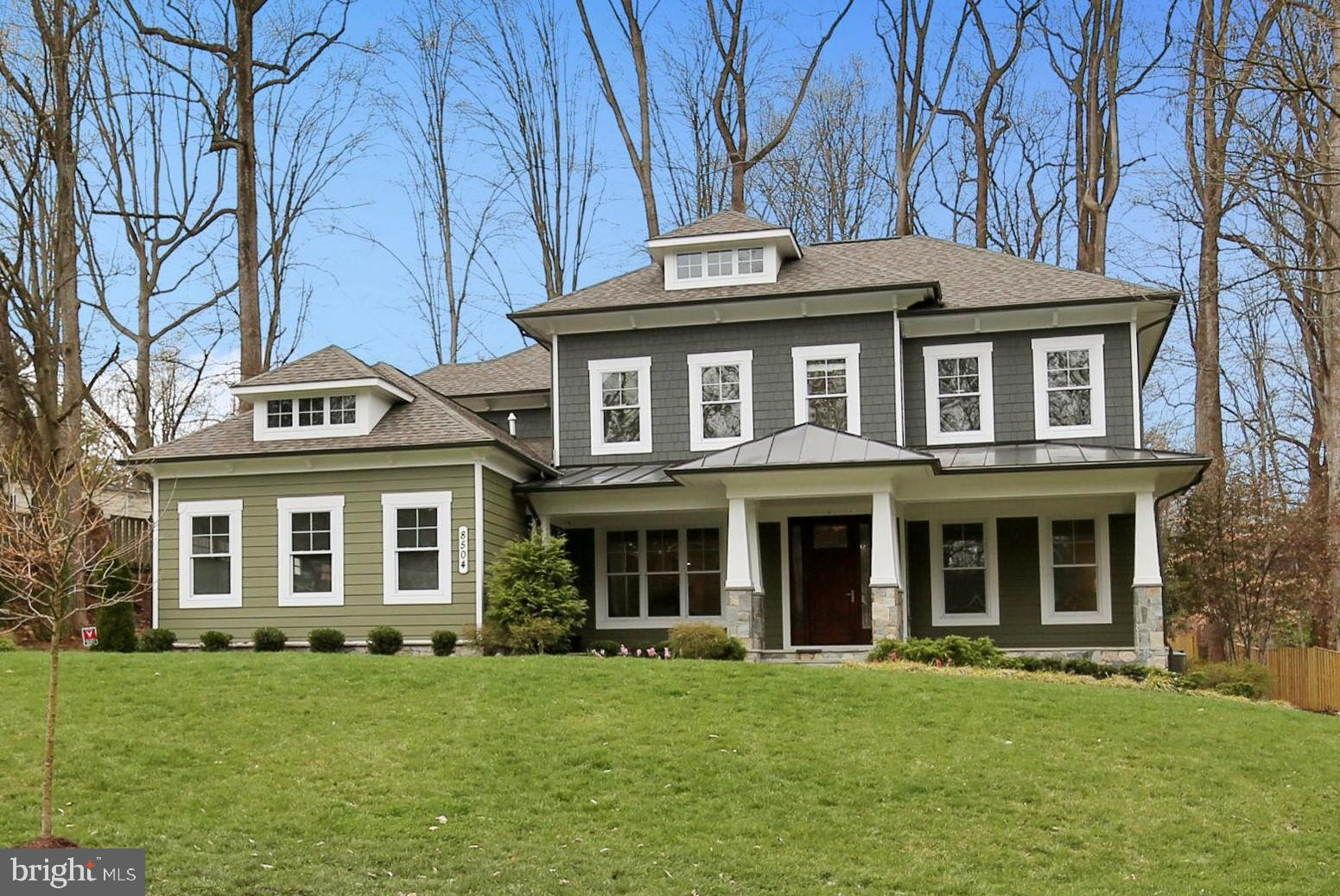 8504 HOWELL ROAD, BETHESDA, MD 20817
