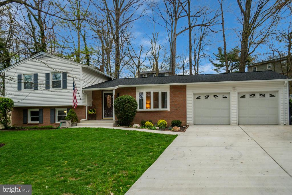 7205  DANFORD LANE, West Springfield, Virginia