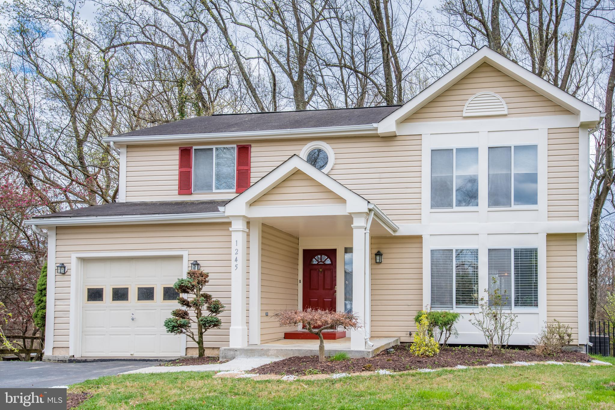 1245 CAVENDISH DRIVE, SILVER SPRING, MD 20905