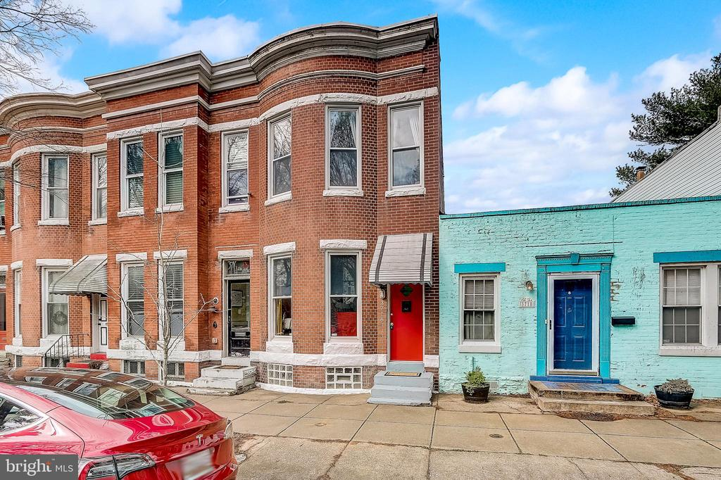 3716 HICKORY AVENUE, BALTIMORE, Maryland 21211, 3 Bedrooms Bedrooms, ,1 BathroomBathrooms,Residential,For Sale,HICKORY,MDBA505902