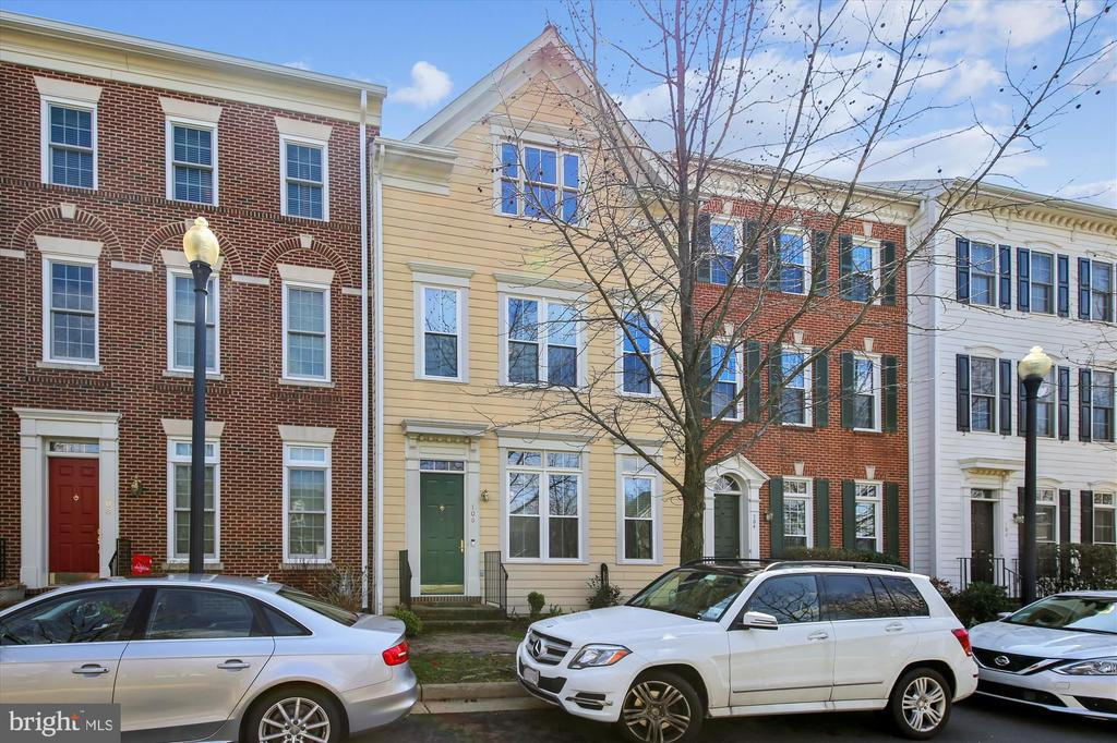106  WHITTIER CIRCLE, one of homes for sale in Falls Church