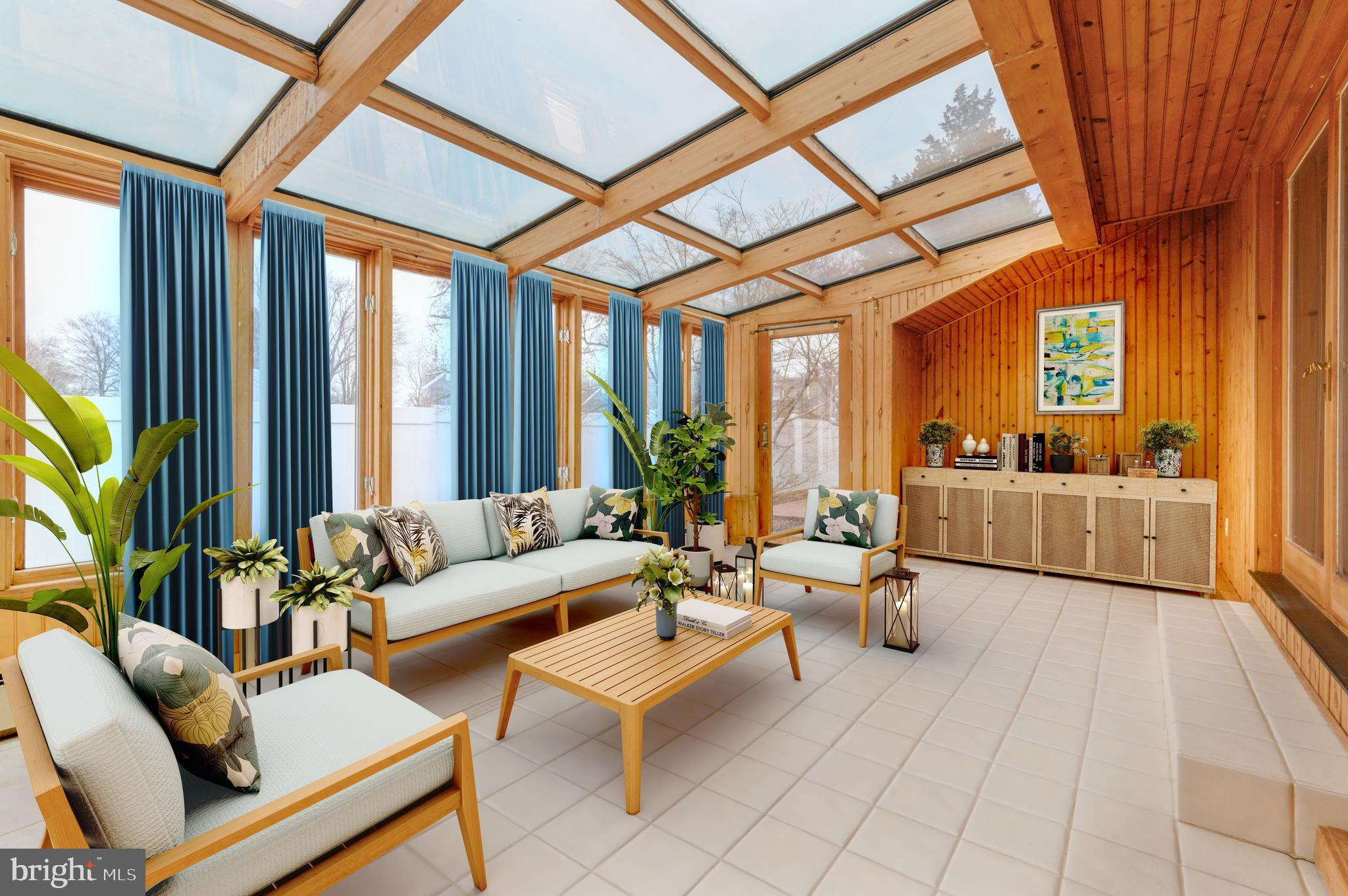 """$10,000 Buyer Credit available for an accepted offer on or before 06/24/2020.  ----   Want to The perfect layout for our """"Work at Home"""" world! Has it been a challenge for you and your family to adapt to working from home? Would you like to have a bit more privacy, peace and quiet while you work? This home's distinctive 5-room attached office space can provide it all. Even better? This sprawling ranch is """"priced to sell"""" and one of the best values per square foot on the market in greater Wilmington. You can live and work at the same location, or transform the office space into an expansive in-law suite, guest house or teenage retreat. The possibilities are endless! Picture this: You grab your morning coffee from the kitchen and make your commute by heading down 6 steps to your attached sun-lit workspace. Your office boasts its own exterior entrance door, porch, half bath and 5 parking spaces conveniently located on Foulk Road. Your attached home has its own driveway off Lanside Drive, immaculate hardwood floors, 2 wood-burning fireplaces and a spacious Four Seasons room. Incredibly unique and well-maintained, this home is just waiting for your personal touch."""