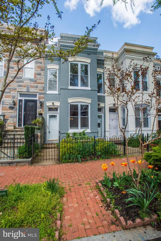 ** INVESTOR'S DELIGHT ** Pristine Gem Located in Prime D.C. Area! Updated/Renovated and South Facing  (Great Sun Exposure) 2 Unit Property in Charming Block of Bloomingdale/LeDroit Park, with Parking Space.  The Property is Comprised of 2 Completely Separate Units - Each is a 1 Bedroom One Bath, with Kitchen and Granite Counters. Beautiful Living and Dining areas, Individual Stack Washer/Dryer for Each Unit, Separate Meters, and Highly Desired *Certificate Of Occupancy* for Each Unit. One Unit is Vacant, But Limited Access to the other unit due to being Tenant Occupied. The currant tenants are leaving by the end of June, 2020.  Incredibly Convenient Opportunity to Live in One Separate Unit and Rent the Other Unit to Generate Positive Cash Flow - Monthly. Nearby/Close to Windows Cafe & Market, Bloomingdale Farmers Market, The Park of LeDroit with Gage Eckington Dog Park, Crispus Attucks Park, Anna J. Copper Circle Park and access to 121 Restaurants, Bars and Coffee Shops. WALK SCORE of 94!!! Daily Errands do not require a Vehicle/Car, as the Location is Prime. Do not miss out on this fantastic opportunity to obtain an incredible investment property, with a lucrative cap rate. Showings by Appointment Only to Ensure Safety and DC/CDC Compliance.SEE VIRTUAL TOUR & FLOOR PLAN