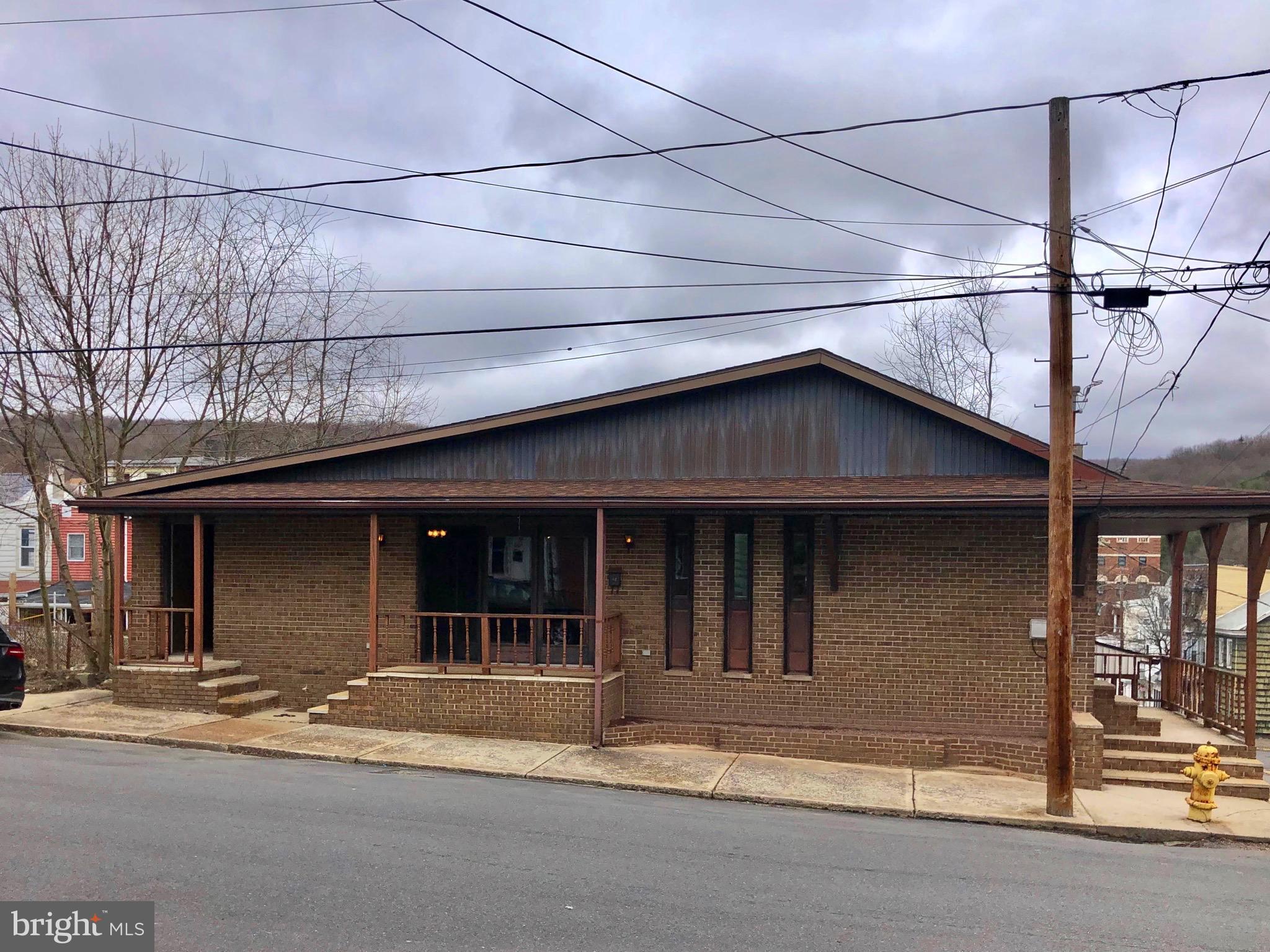 118 S 9Th Street, Ashland, PA 17921