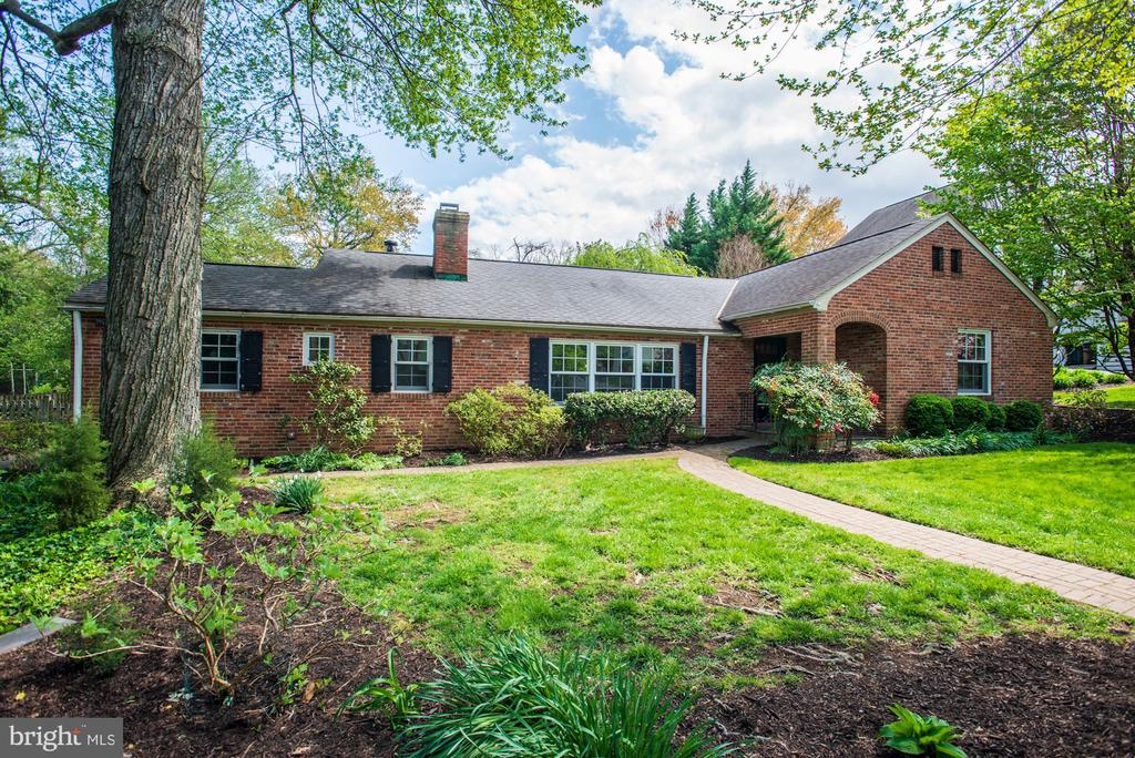 230  BUXTON ROAD, one of homes for sale in Falls Church