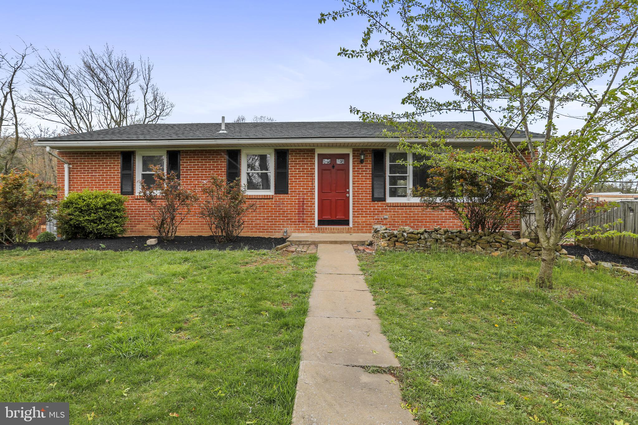 14702 Mercersburg Road, Clear Spring, MD 21722