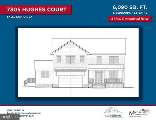 7305 Hughes Ct
