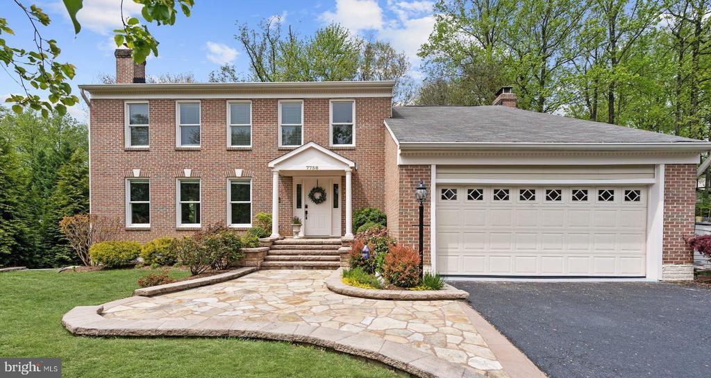 Falls Church Homes for Sale -  Central Vacuum,  7738  MARTHAS LANE