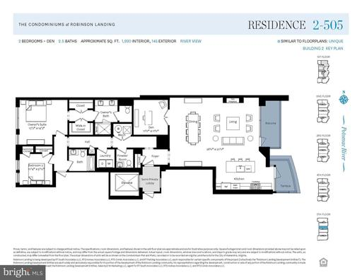 7 Pioneer Mill Way #Residence 2.505, Alexandria 22314