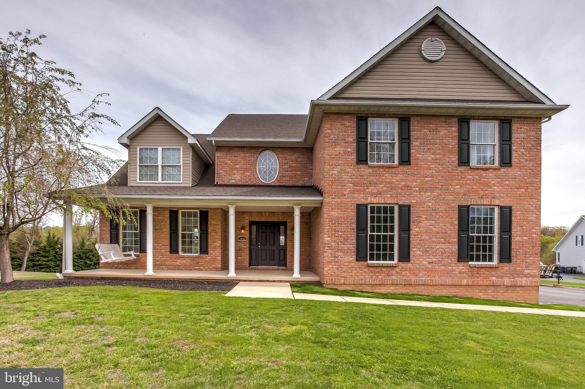 1633 Denwright Court, Forest Hill, MD 21050