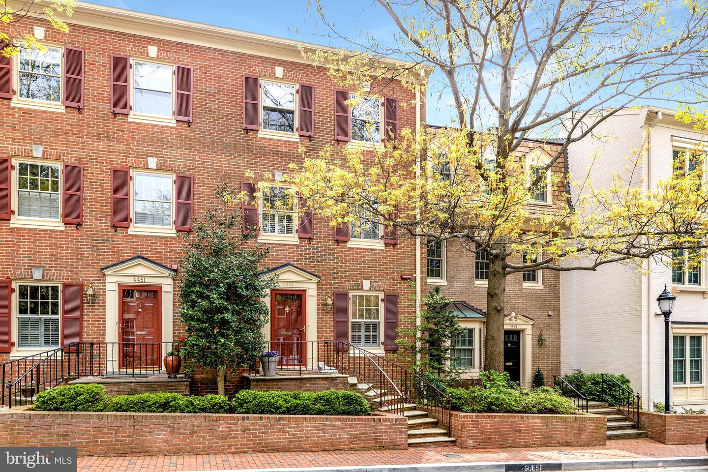 4453 Westover Place NW  - Washington, District Of Columbia 20016