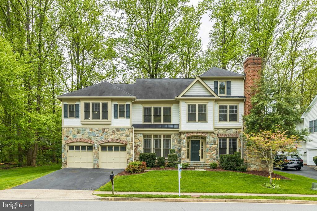 6278  TIMARRON COVE LANE, Burke, Virginia 4 Bedroom as one of Homes & Land Real Estate