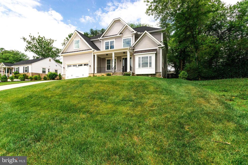 One of Falls Church 5 Bedroom Homes for Sale at 7606  LEONARD DR