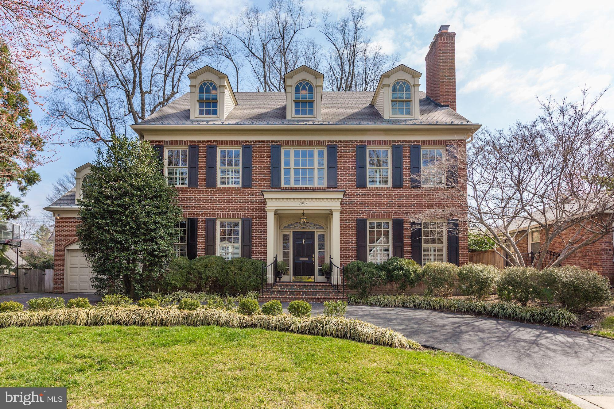 7907 Cypress Place, Chevy Chase, MD 20815