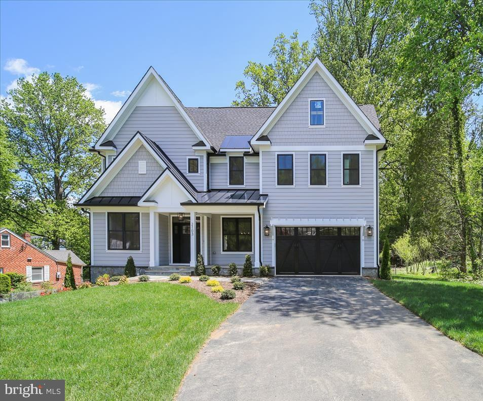 2103  GREENWICH STREET, Falls Church, Virginia