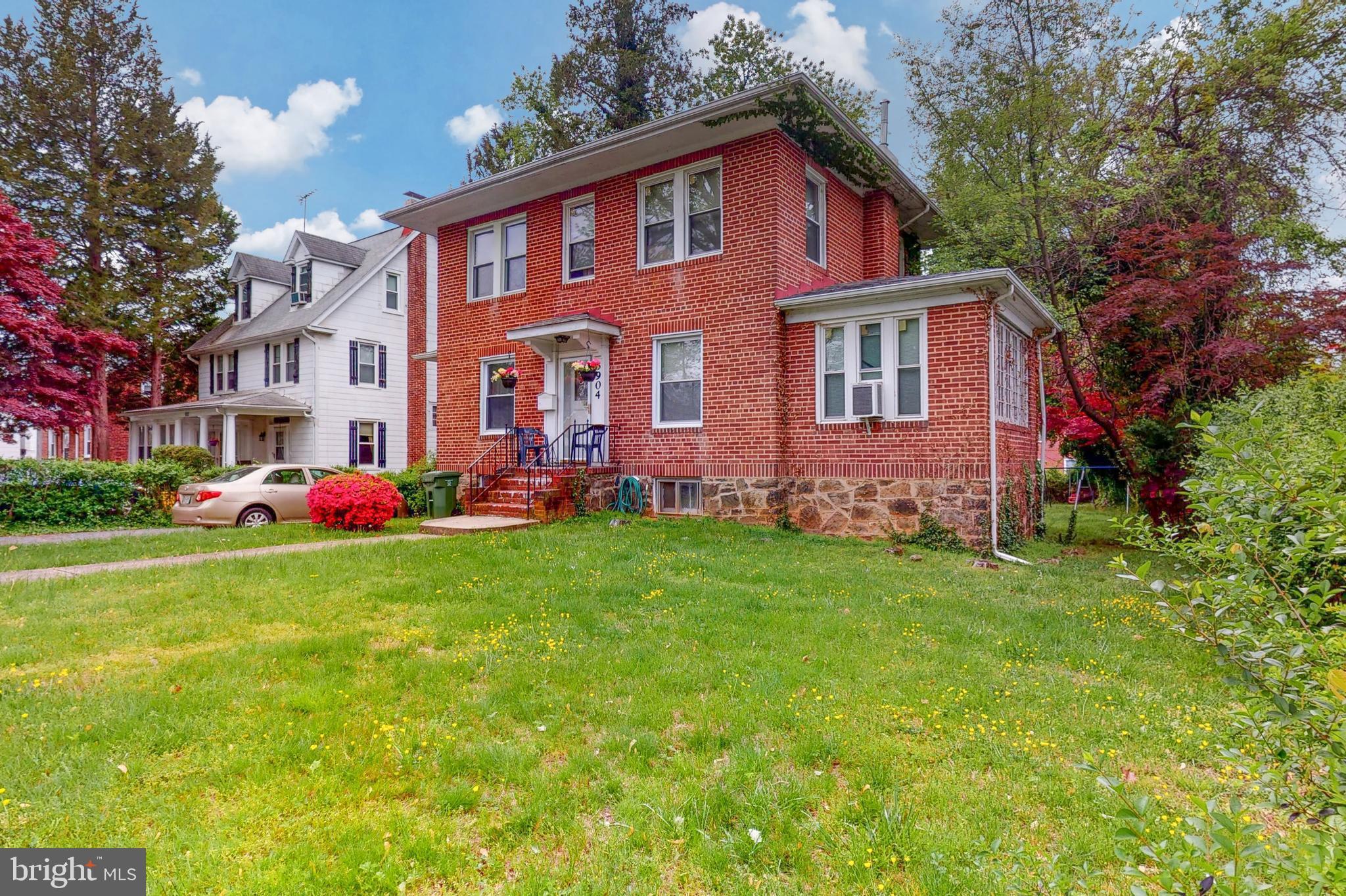 3904 W Strathmore Avenue, Baltimore, MD 21215