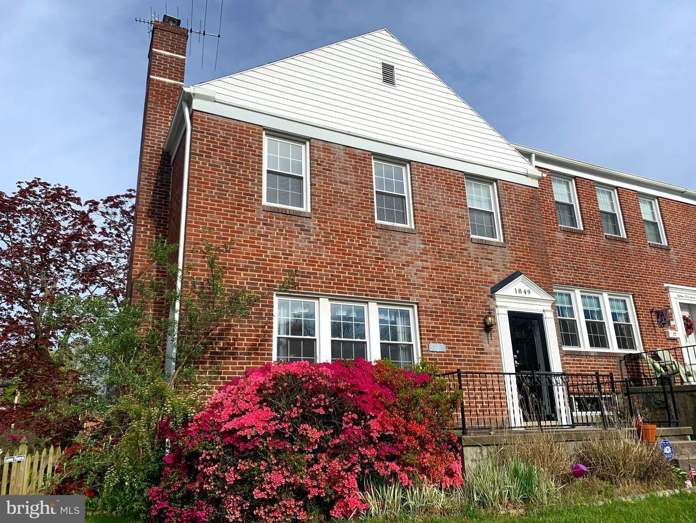 1849 Edgewood Road   - Towson, Maryland 21286