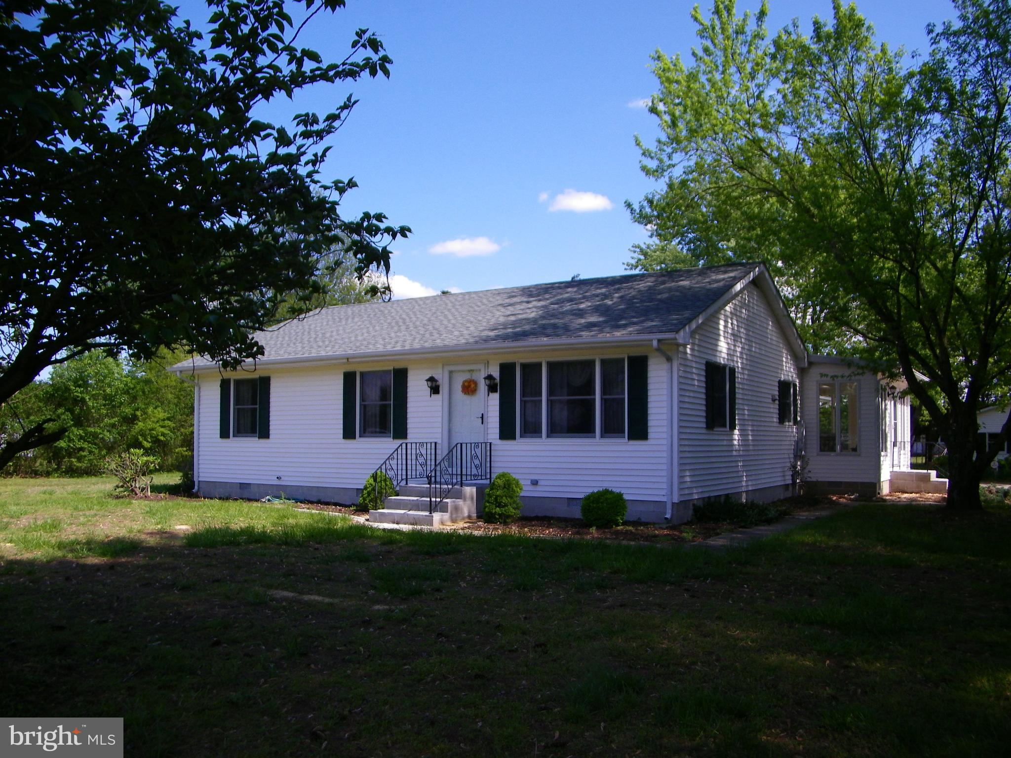 D-9497 -Original home is a Nanticoke with an addition including a spacious sun porch and new full bath.  Home has been renovated with new flooring, kitchen counter tops, new roof and separate one car garage.  Septic has been replaced with a standard system.  Move in ready with no needed updates.  Easy to show.