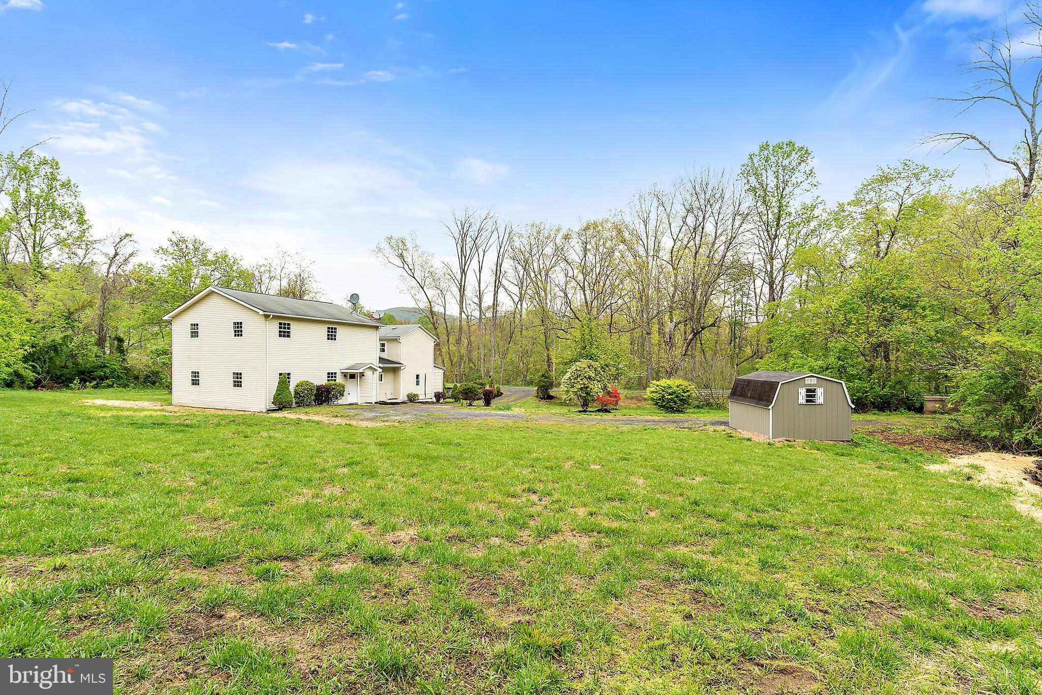 1817 Zachary Taylor Highway, Huntly, VA 22640