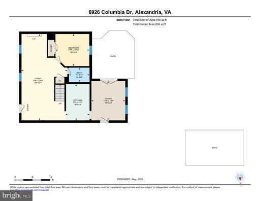 6926 Columbia Dr Alexandria VA 22307