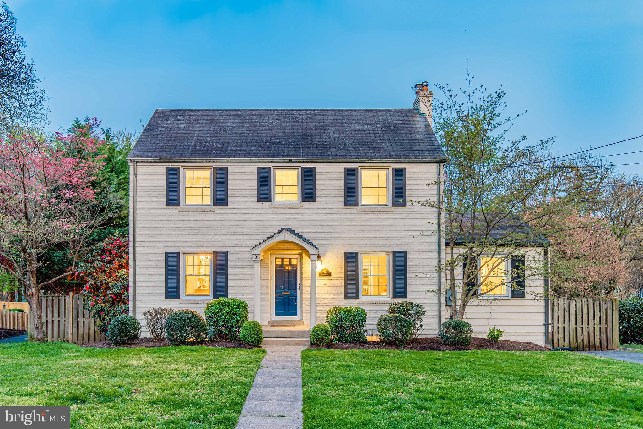 UPDATE ***OFFER DEADLINE IS SET FOR MONDAY, MAY 25TH AT 12PM.  PLEASE REACH OUT TO LISTING AGENTS WITH ANY QUESTIONS*****LIVE VIRTUAL OPEN HOUSE WEBINAR Friday, May 22 @ 5:00pm.  Register on the Virtual Open House Link!!!*****This stately North Hills colonial is ready to WOW! Upon entering, you are greeted by a traditional center hall floor plan. To your left, a stunning open-concept dedicated dining and kitchen area offers handsome cabinetry with glass inserts, stainless steel appliances, hardwood flooring and backyard access. On the right, a spacious family room boasts built-in shelving, a wood-burning fireplace, and access to the palatial screened living space with Brazilian hardwood decking that opens onto a large deck with hard piped gas line perfect for grilling.  A sun filled bedroom or possible home office rounds out the impressive main level. Upstairs, three generous bedrooms with plenty of closet space, hardwood flooring, on-trend paint palette, join a modern full bath. In the finished lower level, additional recreational space with built-in shelving, storage space and also includes easy access plumbing to add a full bath. The idyllic yard includes a fully fenced backyard with level green space, playset and playhouse and a driveway with a private one-car garage. Enjoy walks to Sligo Creek Park, quick Metro and bus access plus a short drive to I-495 in this conveniently located home!