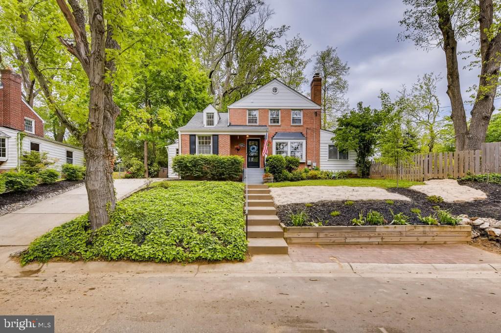 4501 Amherst Lane   - Bethesda, Maryland 20814