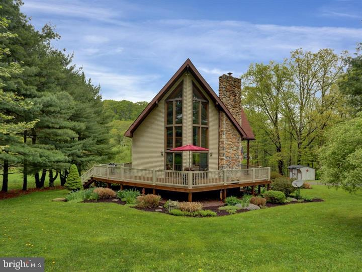 1147 Turkey Valley Road, Liverpool, PA 17045