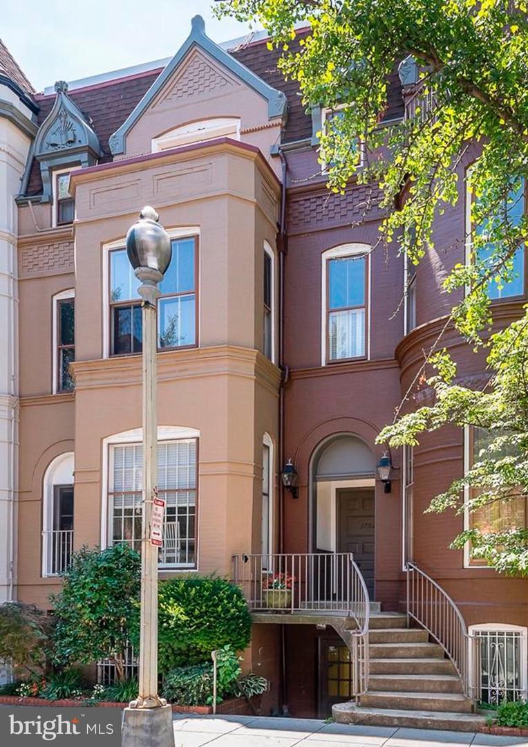 1752 Corcoran Street NW #1A - Washington, District Of Columbia 20009