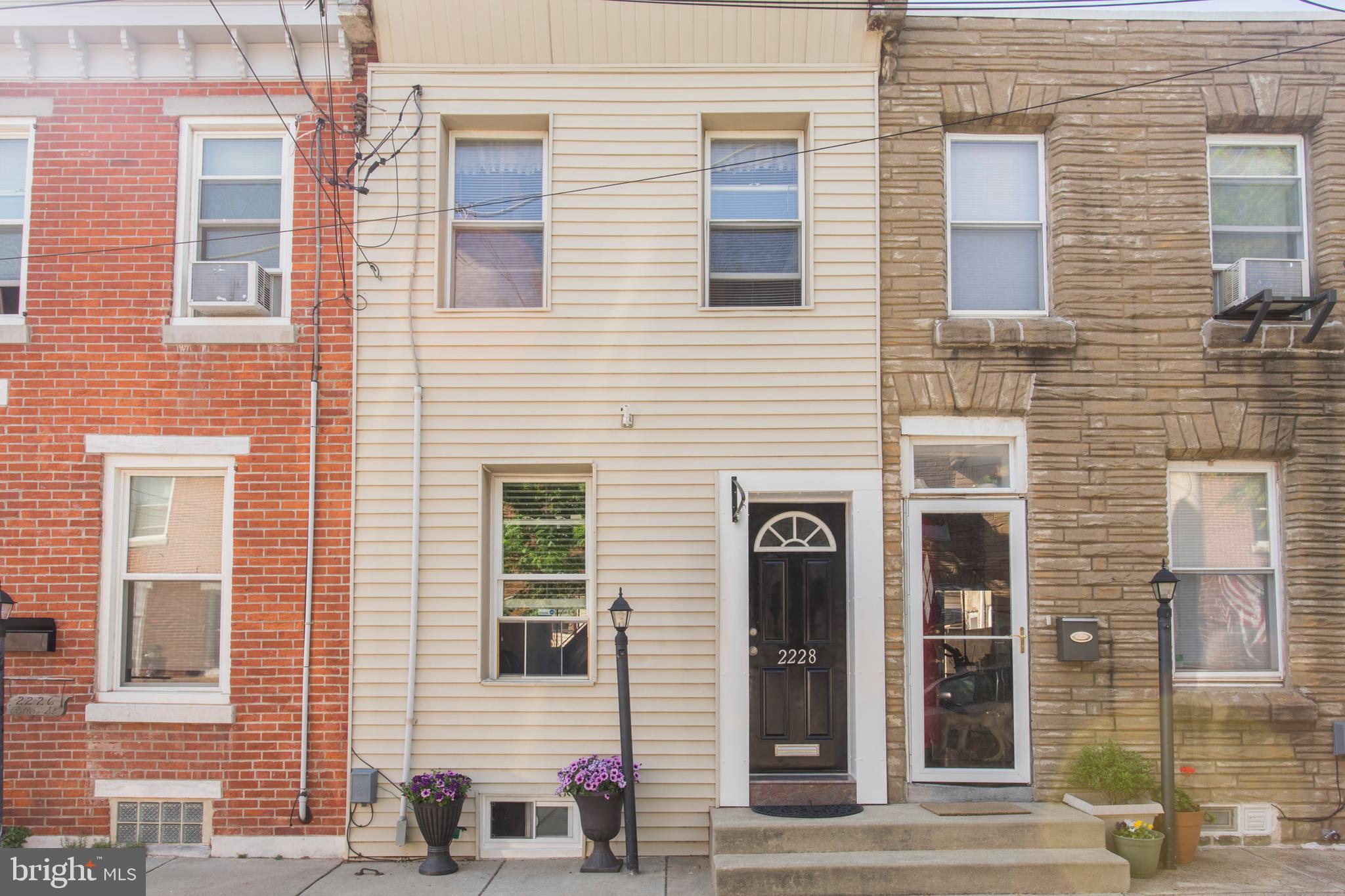 2228 Ritter Street, Philadelphia, PA 19125