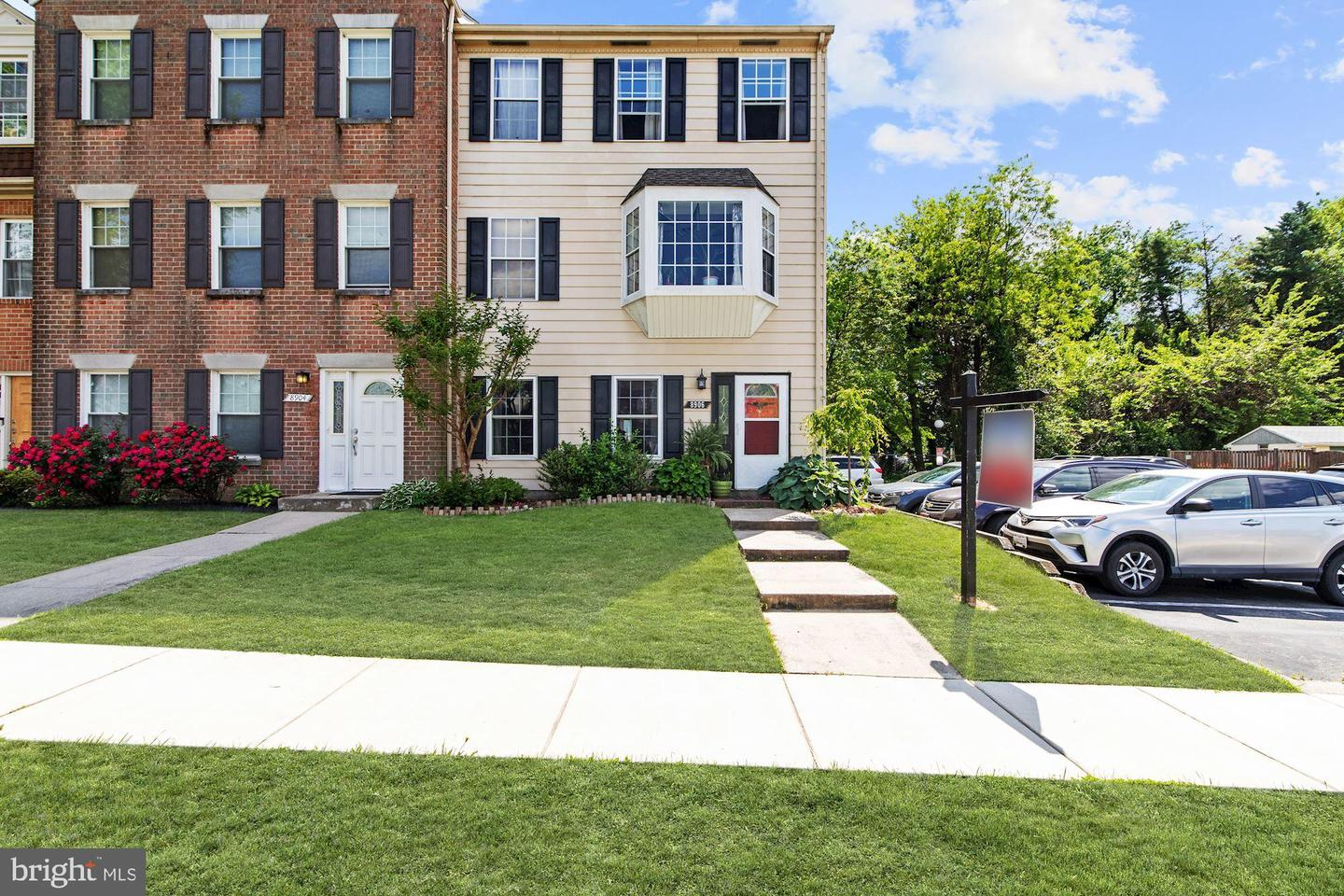 8906 Maine Avenue   - Silver Spring, Maryland 20910