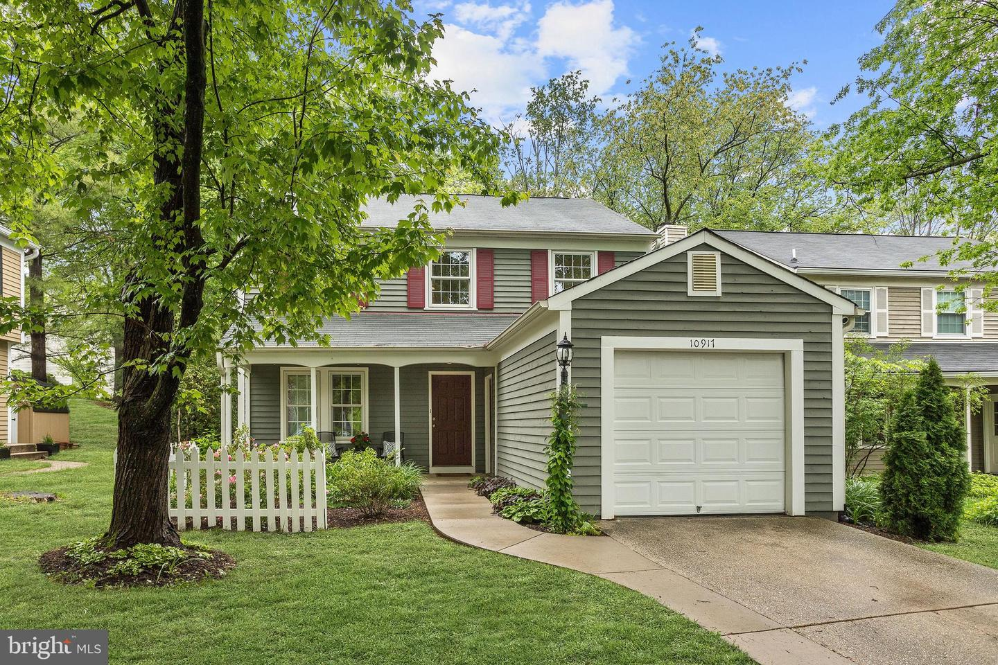 10917 Little Sparrow Place   - Columbia, Maryland 21044