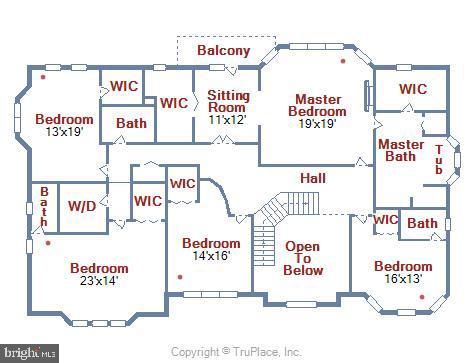 3510 Georges Ln Falls Church VA 22044