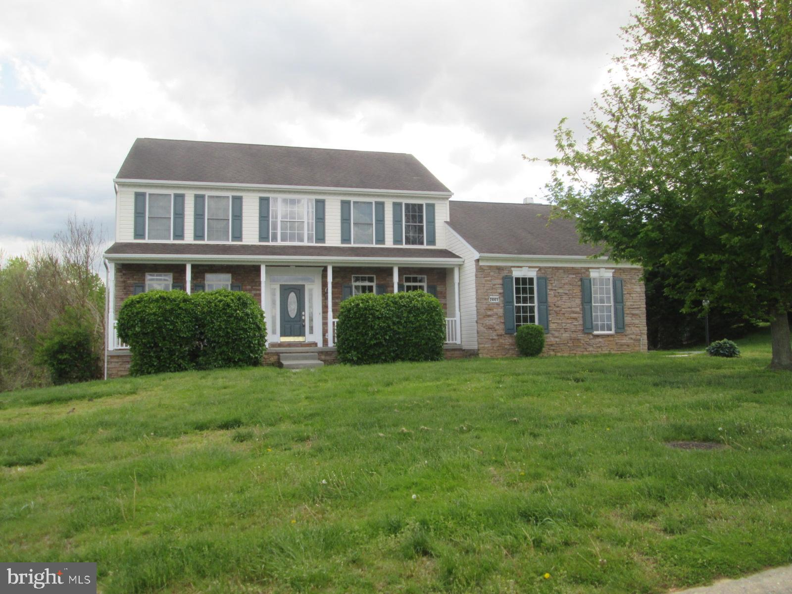 2441 Maxa Meadows Lane, Forest Hill, MD 21050