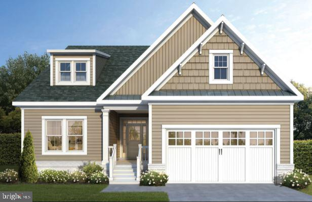 "65% Sold Out!  New waterfront community, The Canal District at Fort DuPont by Rockwell Custom. Overlooking the lovely Branch Canal, these new single family homes are a unique opportunity in New Castle County.  The Manchester floor plan features 3-4 bedrooms and 2-2.5 baths along with a spacious 2-car garage and optional basement. The over sized island and open kitchen are well appointed with granite counter tops, hardwood floors, 42"" custom cabinets with trim and soft close hardware. The owner's bedroom features large walk in closets. The homes are centrally located to the Canal Promenade for walking, bike riding or just relaxing. New Construction. With future shops, hotels, restaurants, movie theater and marina Fort DuPont is the new sought after Riverfront in Delaware and the lifestyle you have always craved. Proposed construction, photos show similar home. Visit the Sales Center Tuesday, Thursday, Friday 11am-6pm and Saturday/Sundays 12-5pm by appointment. GPS 260 Old Elm Avenue. Delaware City, DE 19706 and follow signs to the Sales Center. Call 302-898-2010 to schedule an appointment today!"
