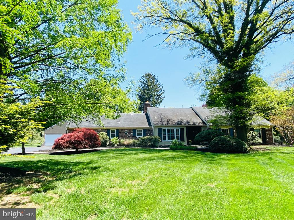 Welcome to this sophisticated cape in north-side Villanova. This is a ~MUST SEE Inside~ home on over three quarters of an acre of level landscaped, private grounds. It is a not too big and not too small, with all the expansive spaces in the right places! The current owner has made all the upgrades you would desire so~ just unpack your bags and enjoy your lovely new home. The rooms are spacious, the windows large and the flow is gracious; this is not your typical cape cod home! This low maintenance, nearly 4000 sq. ft.  home is perfect for a couple or family. From the Living Room with transitional fireplace, to the stunning gourmet Kitchen (2 subzero refrigerators, viking cooktop, and more) and expanded Breakfast Room (with glass doors to patio) which is adjacent to the Family Room (with palladium window), you will be delighted with the light that streams into your home. You will love the convenience of the first floor Owners Suite with luxurious new Bath and amazing closet ~room~ outfitted by ~closets by design~. Additional rooms on the first floor include a bonus room that can be an Office or Bedroom, a Dining Room, 2 Powder Rooms, Laundry Room and Gym.The second floor has two additional large Bedrooms with high ceilings and a shared Bath. A large Basement and 2 car Garage completes this picture of your new home. Additional features include newer windows, some hardwood flooring, and more! This wonderful home is conveniently located near the shops and restaurants of Bryn Mawr and Rosemont, minutes from public transportation and multiple train stations and major auto arteries. We are now open for appointments~come see why this is the right home for you!