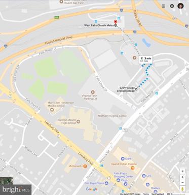 2299 Village Crossing Rd, Falls Church, VA 22043