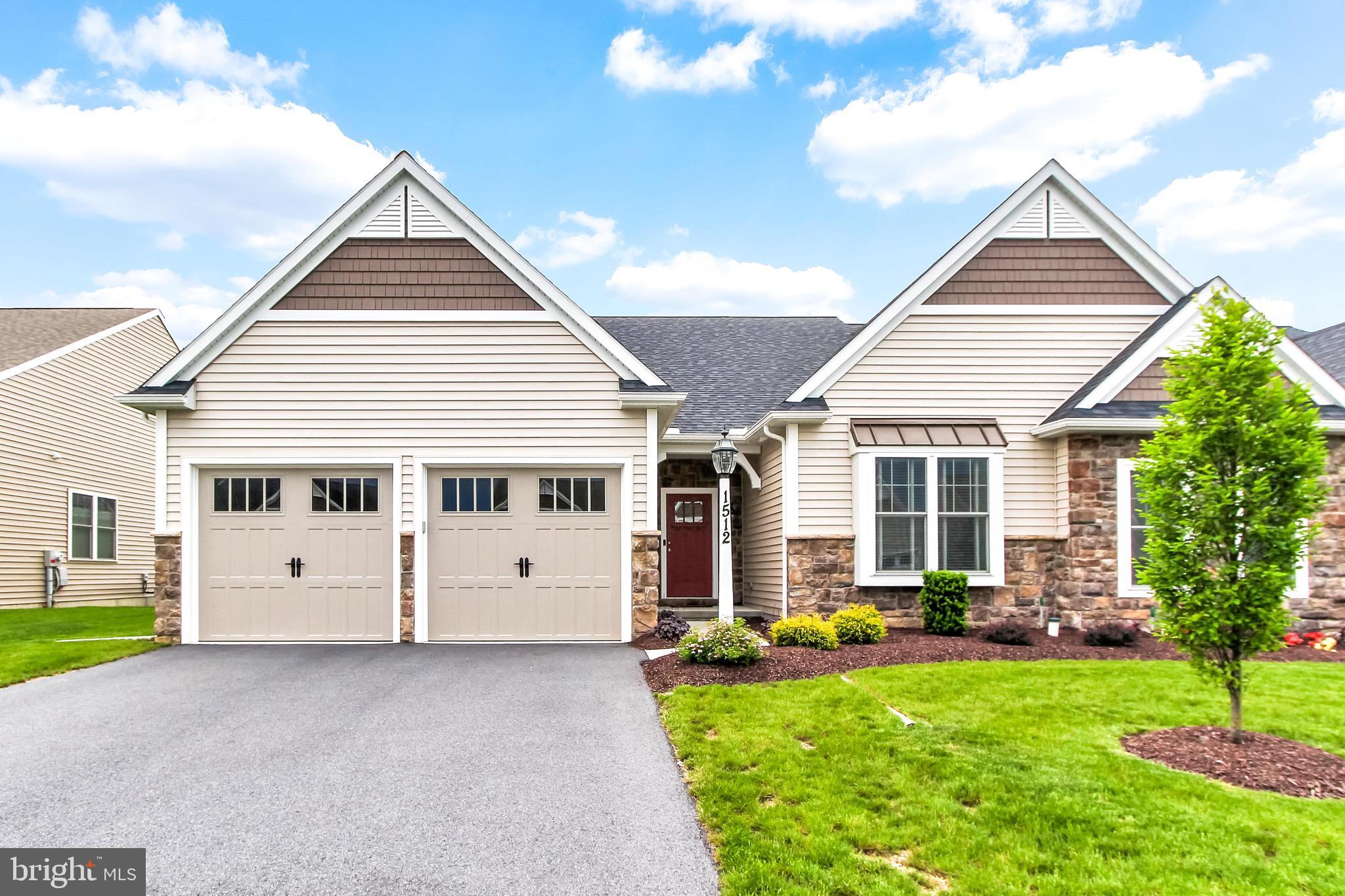 1512 Bloomfield Way, Landisville, PA 17538