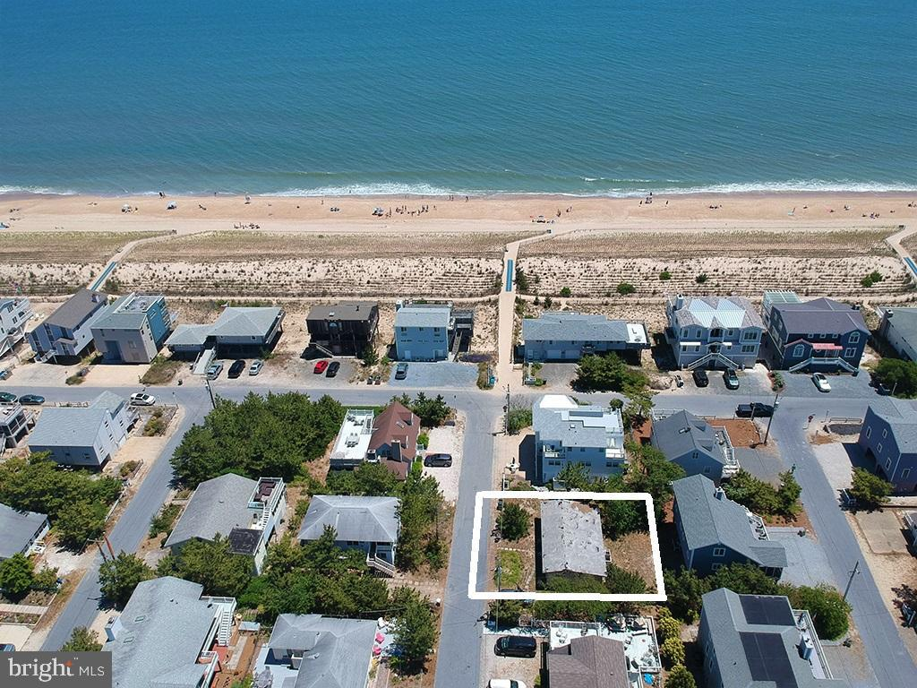 Exceptional location just 2 lots off the oceanfront in South Bethany, this is a rare opportunity to build your dream home just steps to the beach. This large 70 x 70 lot provides plenty of space to build a sizeable home and the potential to capture great ocean views from the upper levels. South Bethany is well known for the beautiful wide life-guarded beach and is located just a short bike ride to downtown Bethany and all it has to offer including some of the areas best restaurants, boutique shopping, and fun family activities.