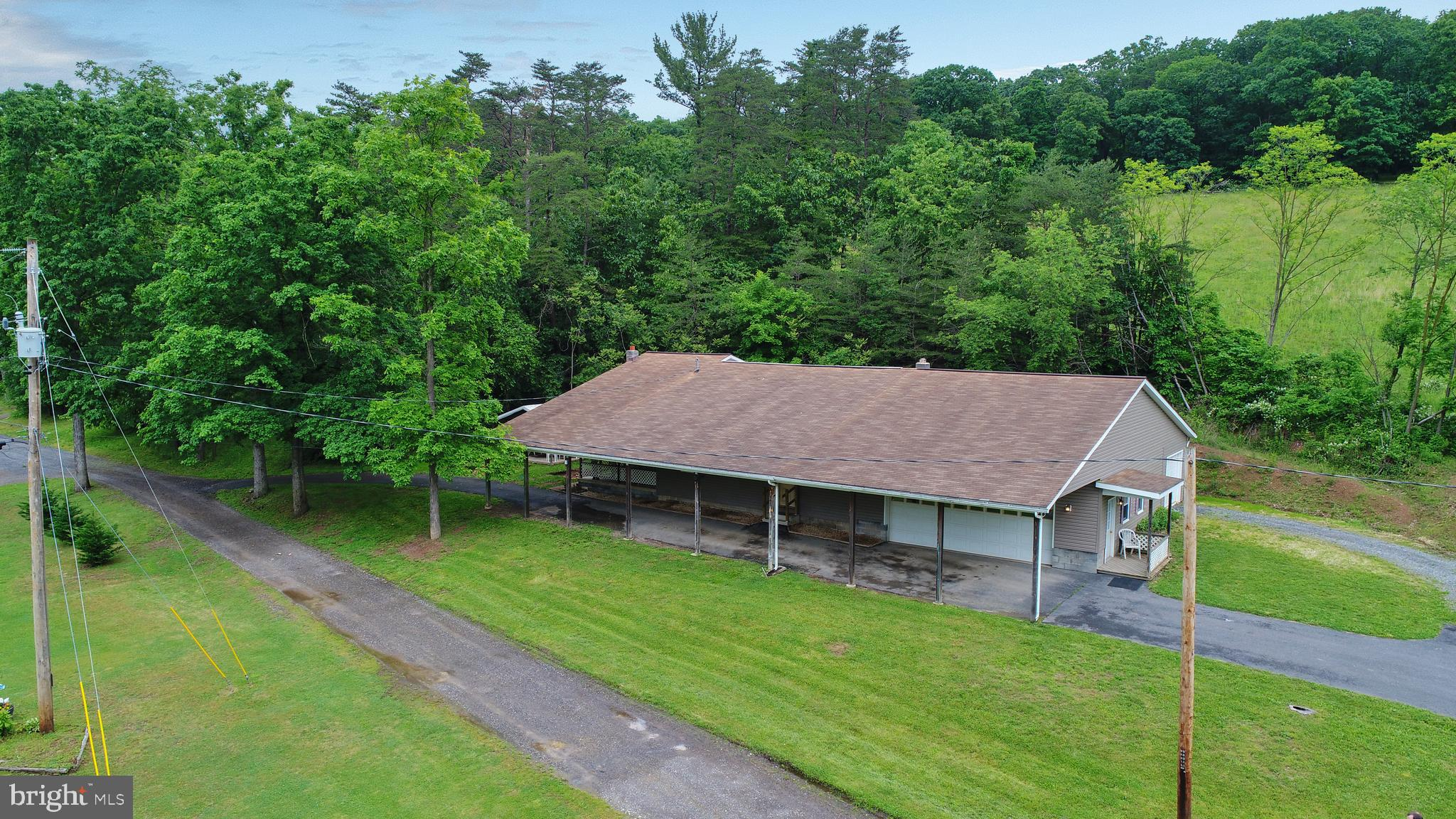 581 Scattered Acres Road, Mifflin, PA 17058