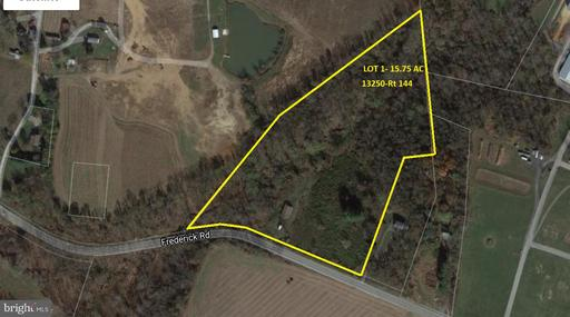 Property for sale at 13250 N Route 144, West Friendship,  Maryland 21794