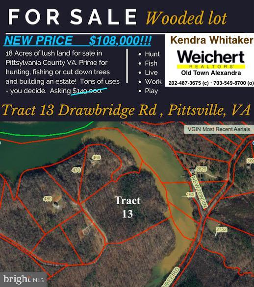 Tract 13 Drawbridge, Pittsville, VA 24139
