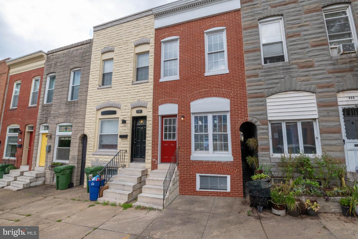 808 Milton Avenue   - Baltimore, Maryland 21224