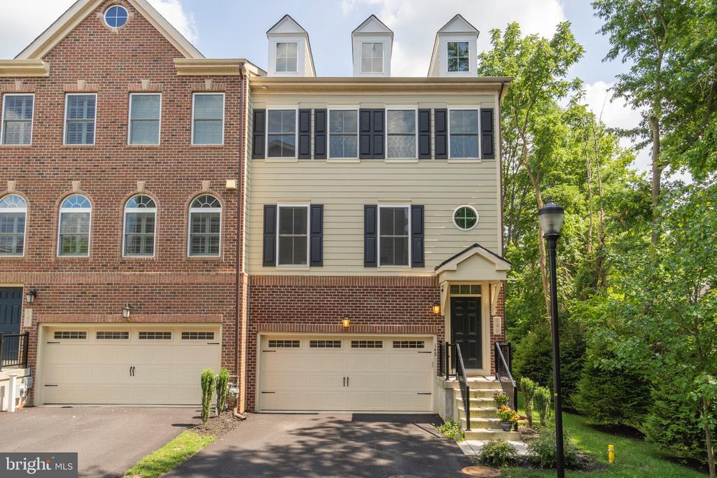 A rare opportunity to own a luxury townhome in the sold-out Parkview Community of Wayne in top ranked Tredyffrin-Easttown School District!  This well-appointed Washington model end unit townhome borders Wilson Farm Park and is situated on the far southwest corner in a private setting.  149 Edith Lane is filled with natural light and offers a tranquil tree lined setting.  Step inside and get ready to be impressed!  There are over 3,700 square feet of living space on four beautifully finished levels.  Elevator service is available on levels 1-3.  A grand and welcoming two-story foyer with stylishly finished grey stained oak stairs, grey hardwood floors, craftsman styled handrails and a neutral paint palette make this home ready for its new owners.  Step into the spacious open concept main floor with herringbone flooring, 9-foot ceilings, upgraded crown and floor moldings and extra windows.  The living room is a great space for entertaining or watching a movie.  The gourmet white and grey kitchen features an oversized island, Century white cabinets, granite countertops, backsplash, drink fridge, Subzero main fridge, 5 burner gas cooktop with canopy hood, combination stacked wall\convection ovens and 24 inch dishwasher.  A 15 light hinged door leads the way to the private deck, a perfect setting for BBQs and summer nights.  On the third level of this home, find the master en suite, featuring a spacious floor plan, two walk-in closets and a luxurious bath with 100% tiled walls, soaking tub, semi-frameless glass shower and two separate vanities.  Also, on this level are two good sized bedrooms serviced by a 100% tiled wall bath with double bowl vanity and custom glass shower sliding doors.  Laundry area is conveniently located on this level.  The fourth level of this home offers a large room that is great space for a home office, fourth bedroom or guest suite.  Endless possibilities are afforded by this spacious room with a full bath and walk-in closet space.  On the firs