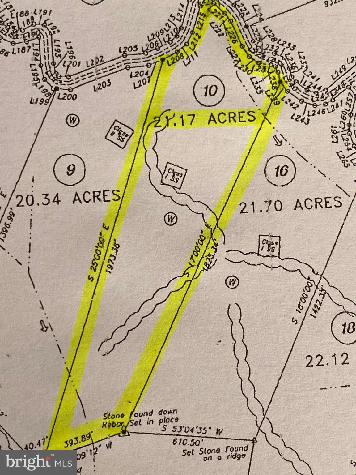 Lot 10 Mountain Air Drive, Green Spring, WV 26722