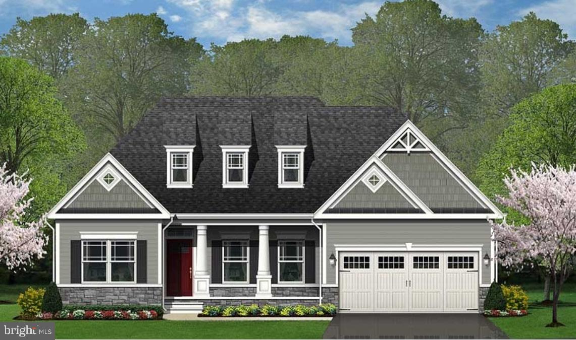 Adjacent to the Assawoman Wildlife Area and just a short drive to local restaurants, tax-free shopping, state parks, and year round events, the desirable Bryton Homes community, Apple Arbor, is an exclusive enclave made up of less than 20 homes, conveniently located 2.5 miles from Bethany Beach. The Dalton starts at approximately 1,960 square feet of living space with the ability to expand into over 5,000 sqft. The open concept floor plan makes entertaining easy while the bedroom layouts are on opposite sides of the home, allowing you to escape from the daily commotions to have you own privacy, as you desire. The standard floor plan includes a gourmet, eat-in kitchen with stainless steel GE appliances and a center island, a breakfast area with a cozy nook, a living space with the option to add a fireplace and a formal dining room for more intimate occasions. The spacious master bedroom with a luxurious en suite bathroom highlights his and her closets, a dual vanity, standing shower and an optional soaking tub. Two additional generous bedrooms are situated across from the formal dining room with a bathroom for them to share. The option to add a morning room, screened in porch or upstairs loft area allows for plenty of extra space and can include another bedroom, bathroom and study. Better yet, this home is serviced by Delaware Electric Coop and has options to add a spacious patio, lawn irrigation, and a whole house water system. Easily customized to fit your families needs, The Dalton offers the best of coastal living in a quiet, resort style community. Schedule your private tour today to see the endless possibilities this home offers!