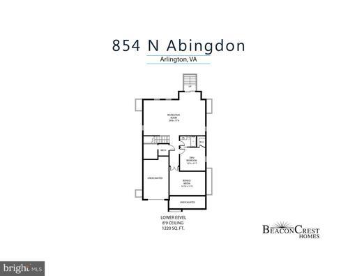 854 N Abingdon St Arlington VA 22203