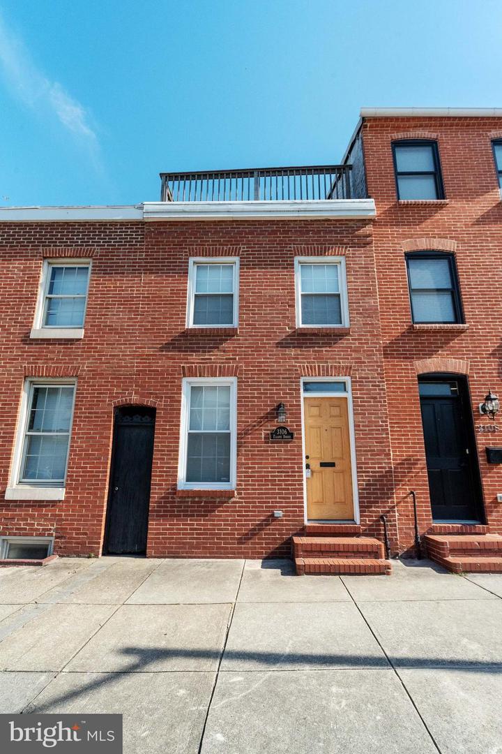 3106 Elliott Street   - Baltimore, Maryland 21224