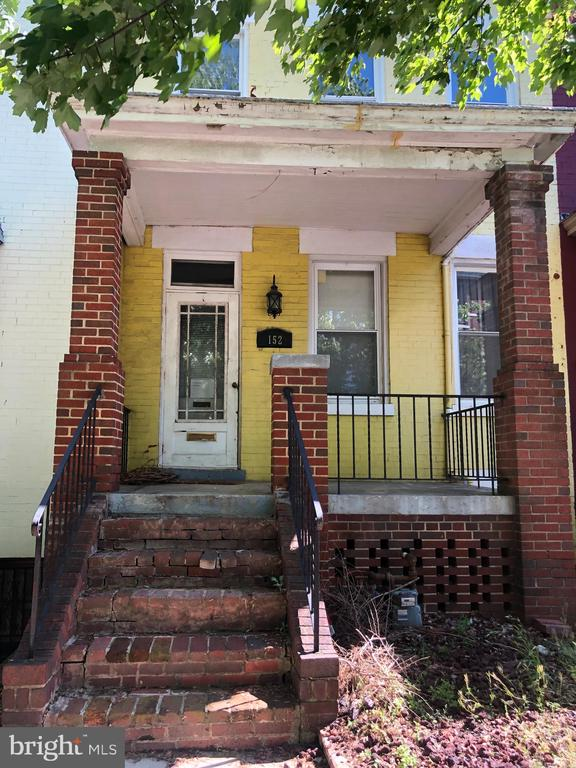 Amazing Brick Home in Ledroit Park DC. This property will not last long. Sold Strictly AS-IS No repairs will be made.