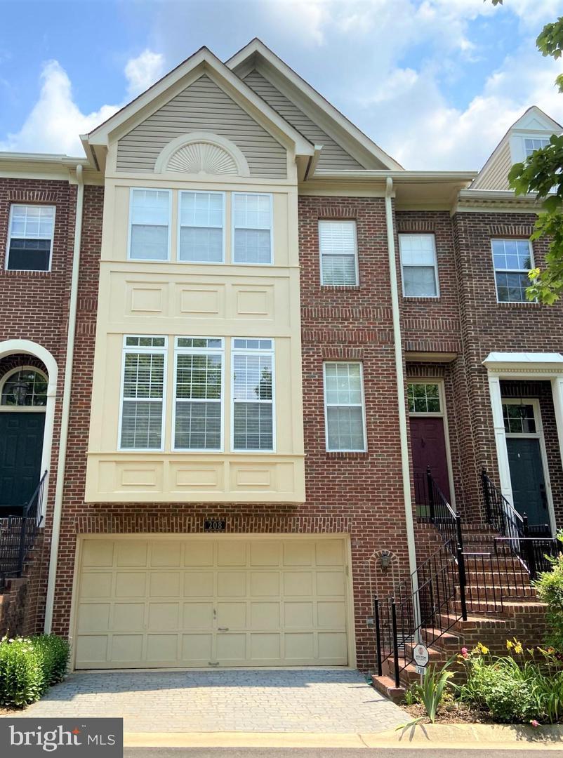 208 Halpine Walk Court   - Rockville, Maryland 20851